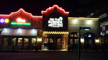 On the Border, Tysons Corner, Virginia