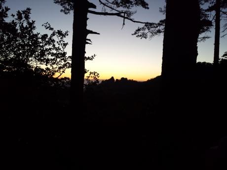 T -15:07 to sunrise