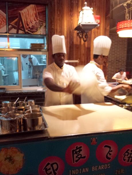 印度飛餅. Indian naan 也.