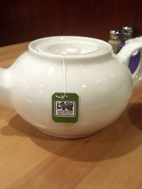 好香的茉莉花茶.